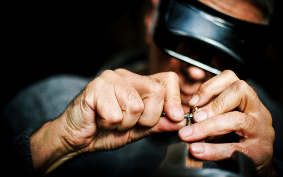 Recycle and Repair your Jewellery at Julian Stephens