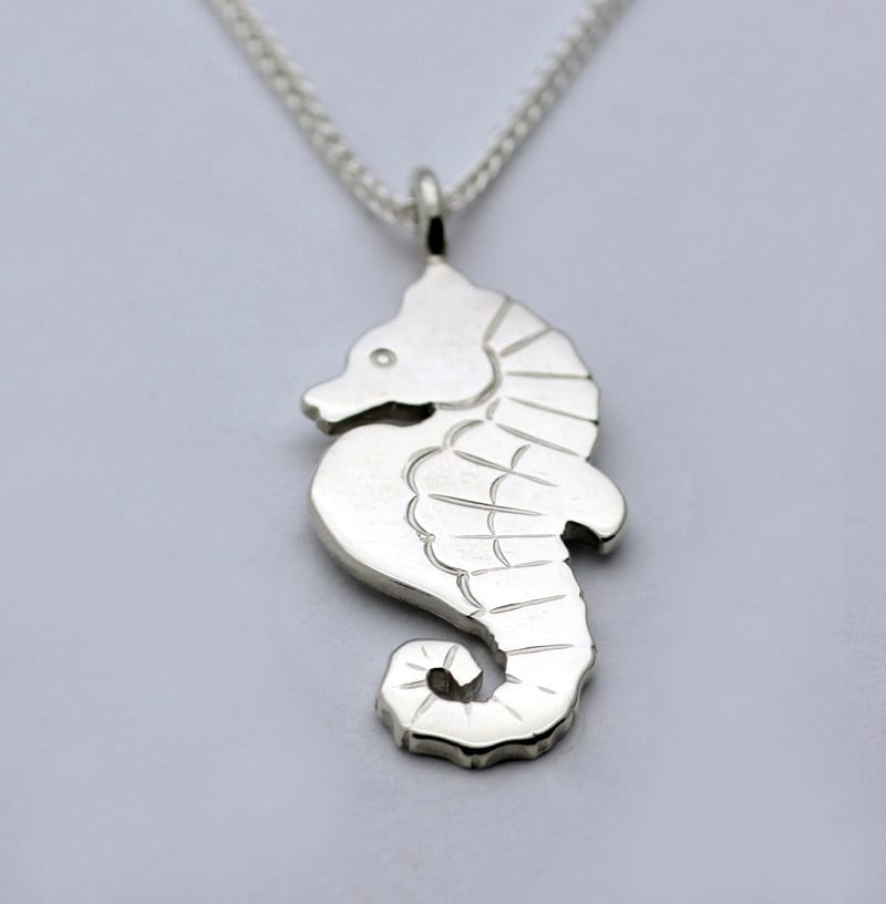 Beautiful handmade Silver Jewellery, exclusively designed and made by Julian Stephens Goldsmith